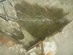 Laje de banheiro com vazamento e infiltração - Porto Alegre Guaíba Canoas Novo Hamburgo Cachoeirinha São Leopoldo Gravataí