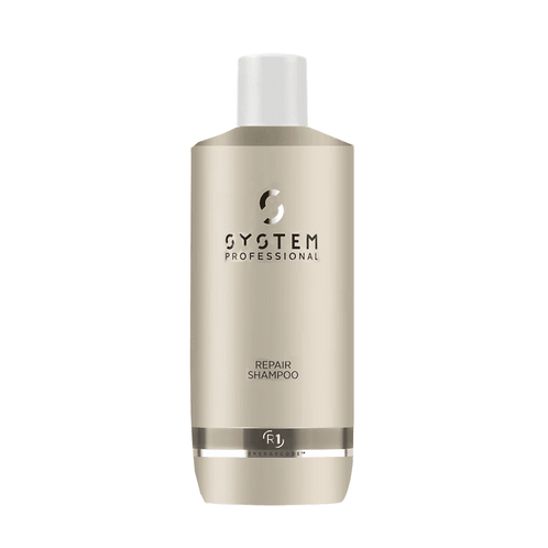 System Professional Repair Shampoo R1, 500ml - Shampooing Fortifiant pour Cheveu