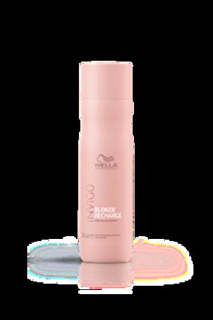 Shampooing raviveur de couleur blond froid Invigo Blonde Recharge Wella 250ML