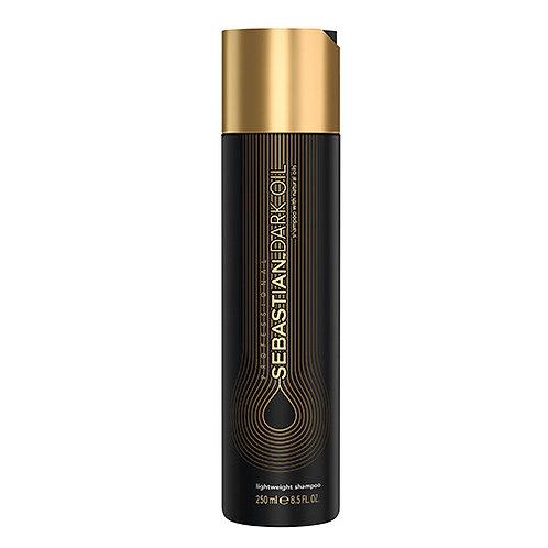 Shampooing Léger Dark Oil Sebastian 250 ML