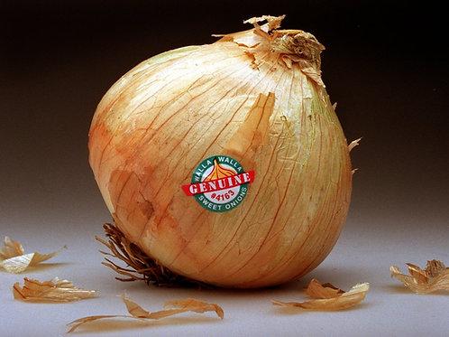 10 lb box Colossal Walla Walla Sweet Onions