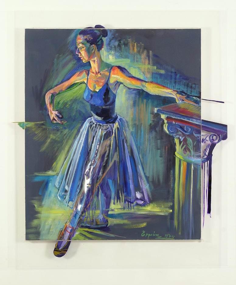 BALLEY DANCER-3D