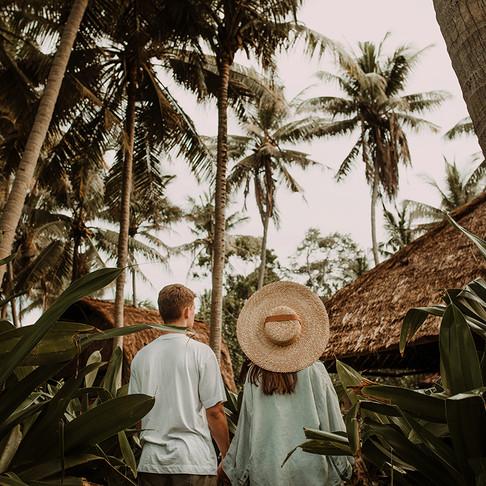 Nastya & Armand I Black Sand Beach I Bali