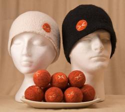 Custom toques & stressballs