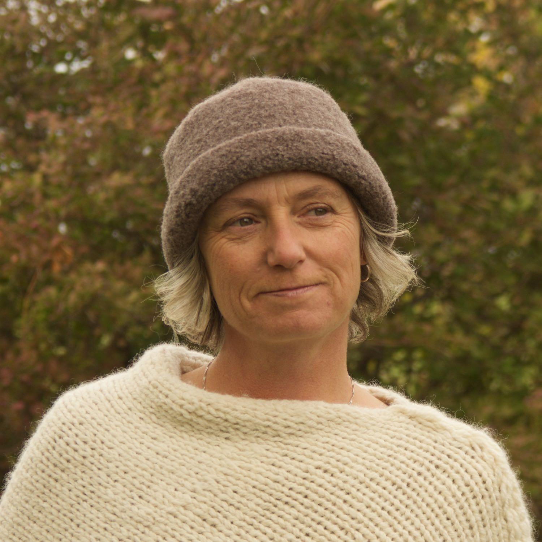 Lynns Lids folded brim hat