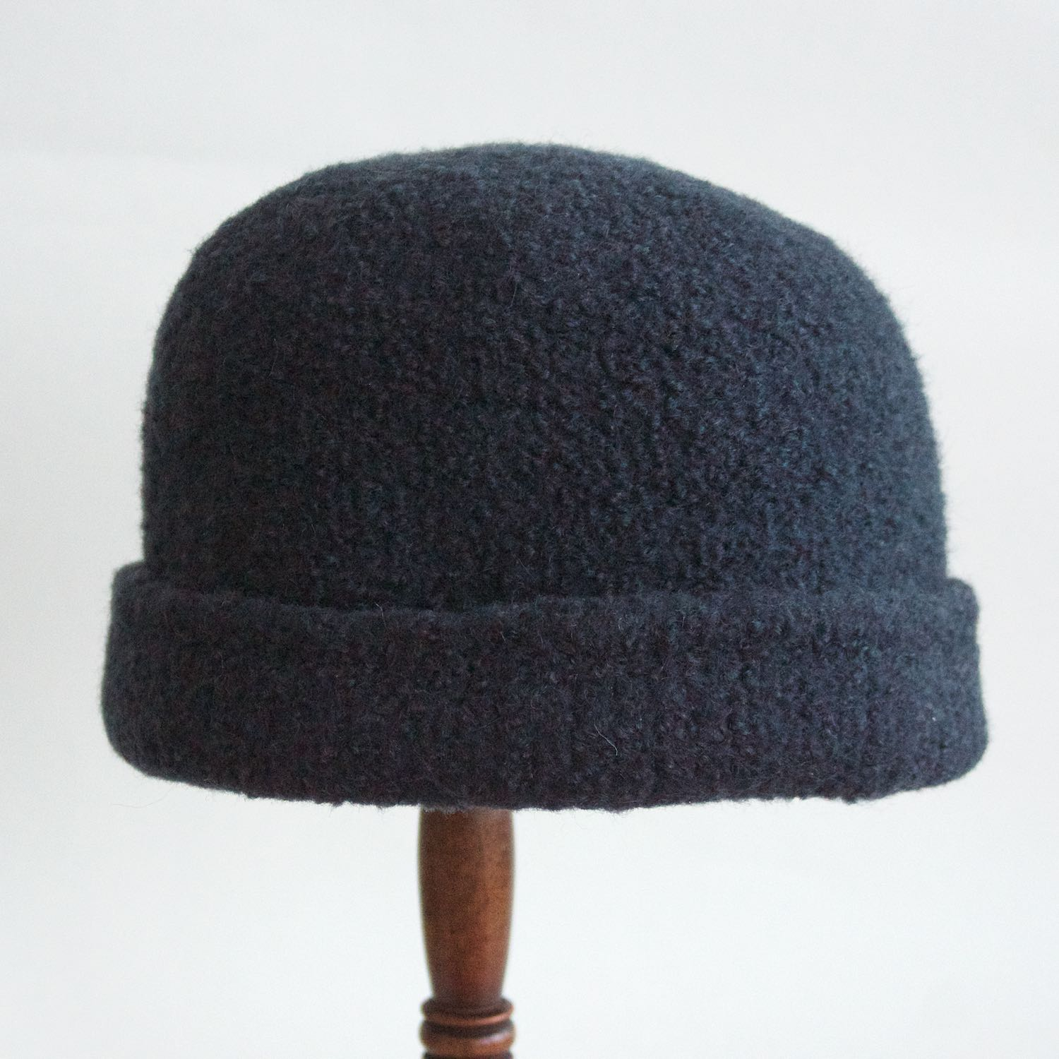 Lynn's Lids unisex felted watch cap