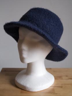 Lynn's Lids flat brim hat