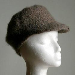 Handmade custom baker boy cap