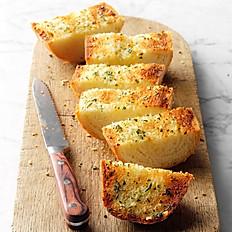 Garlic bread (V)