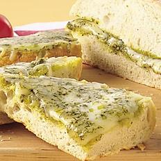 Pesto cheese bread