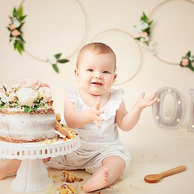 Lily's Cake Smash