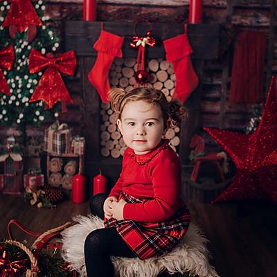 Amelia's Christmas Mini