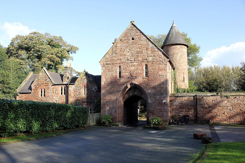 Beeston and Peckforton Castles