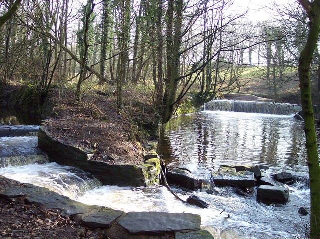 Euxton Yarrow River