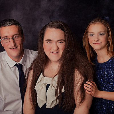 Kirsty & Family