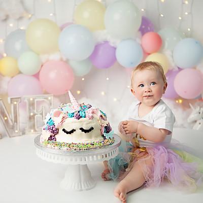 Georgina's Cake Smash