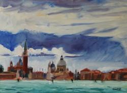 14  The Grand Canal Venice POL 13 x 18