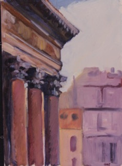 13 Pantheon From side POL 13 x 18