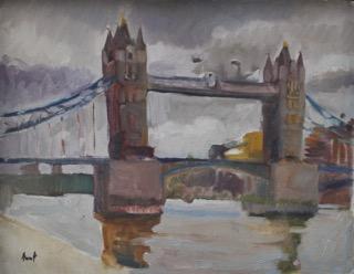 12 Tower Bridge POL 13 x 18