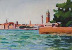 12 San Marco from Gardine Venice POL 15 x 20