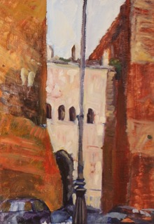 12 City Wall, Roma POL 15 x 20