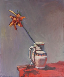 15  Day Lily POS 16 x 20