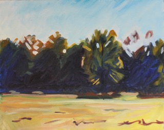 14 Meramec River Bottom III POL 16 x 20