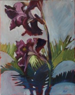 15 Irises POS 16 x 20