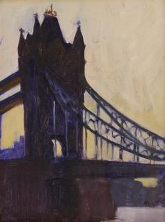 13 London Tower Bridge POL 12 x 16