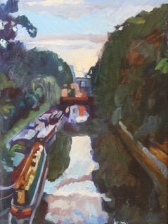 11 London Canal POL 13 x 18