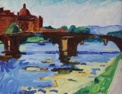 12 Arno, Florence POL 10 x 14