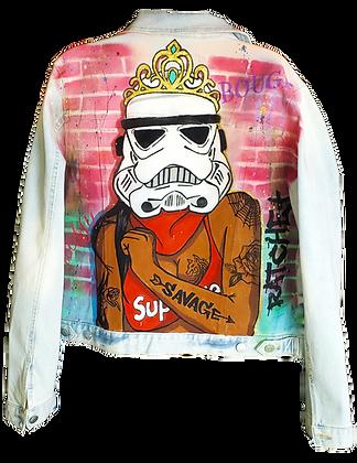 Savage Denim Jacket