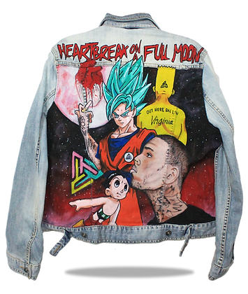 Heartbreak Denim Jacket