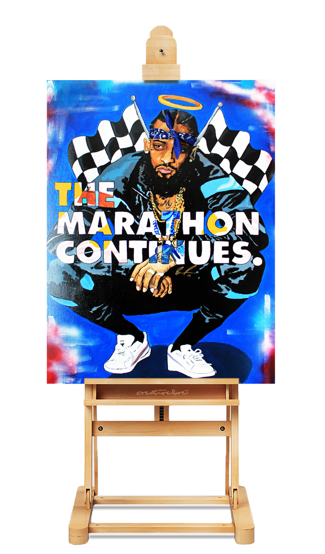 The Marathon Continues