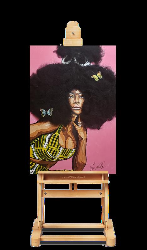 Black Beauty: Teyana