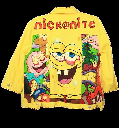 Nick @ Nite Denim Jacket
