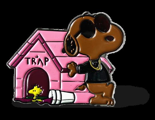 TrapSnoop Pin