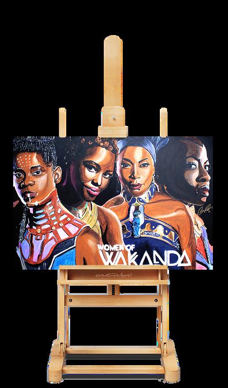 Women of Wakanda