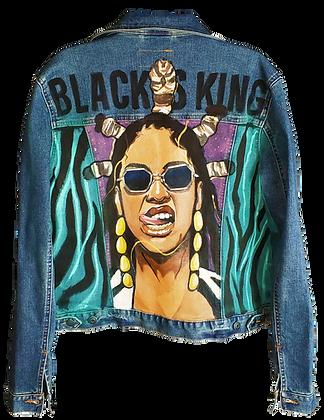 King Bey Denim Jacket