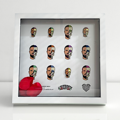 Lover Boy Framed Collection