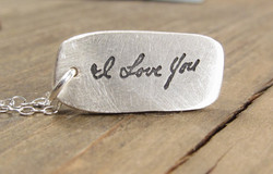 Personalized with Handwriting