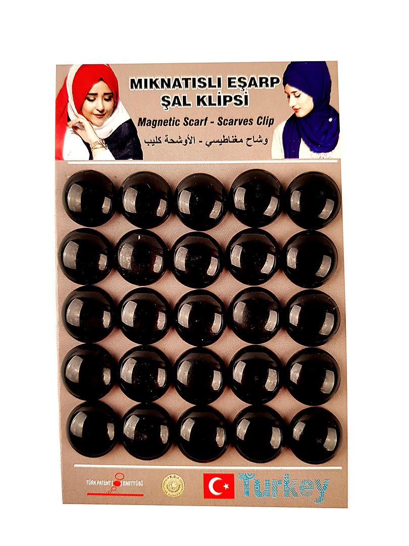 - Eşarp & Şal Mıknatısı - 11
