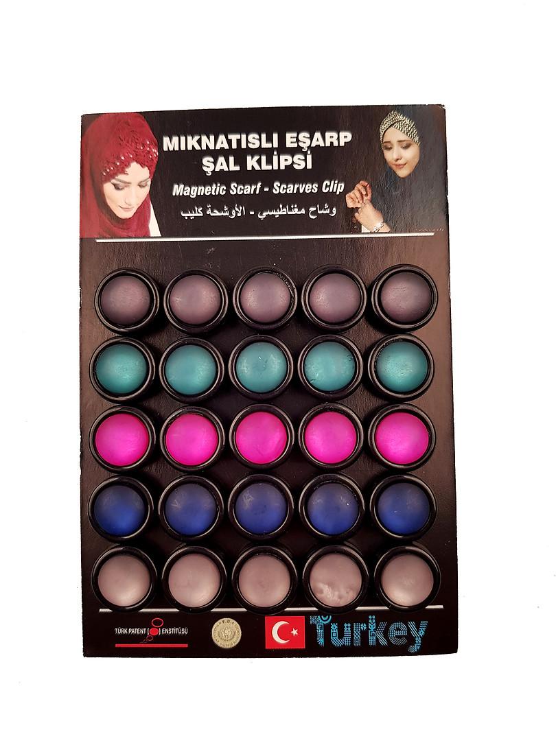 - Eşarp & Şal Mıknatısı - 28