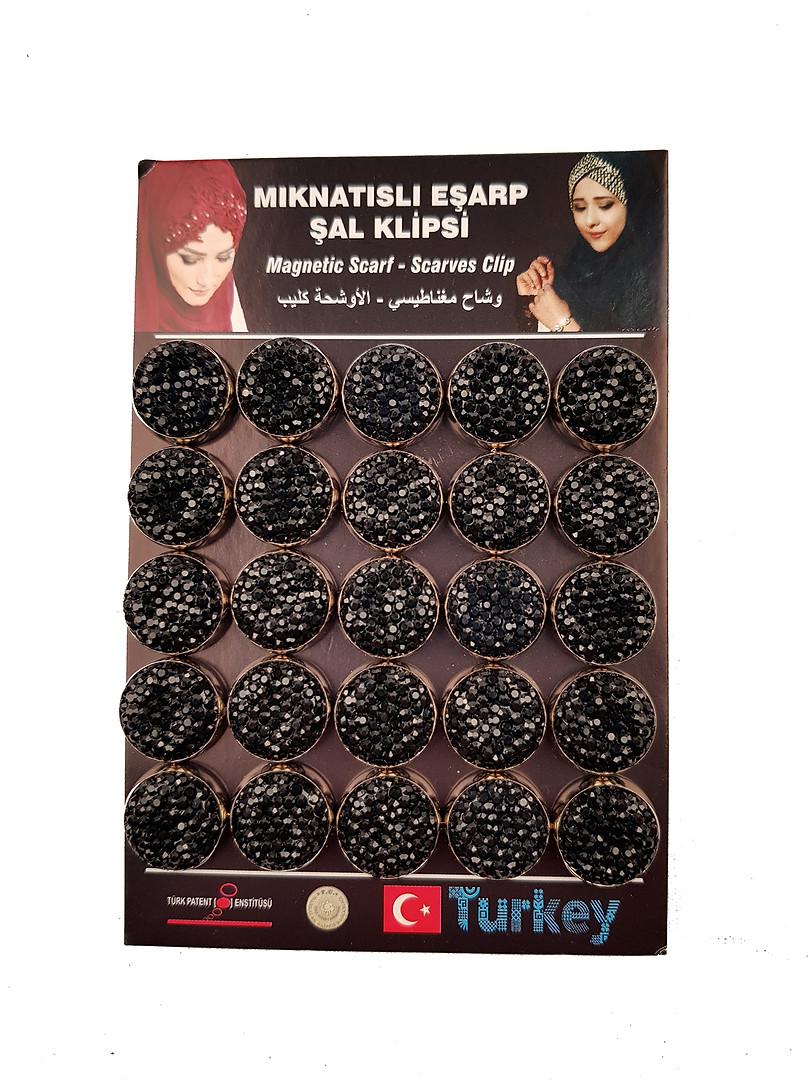 - Eşarp & Şal Mıknatısı - 7
