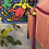 Thumbnail: Blush Pink Velvet Crown Lampshade