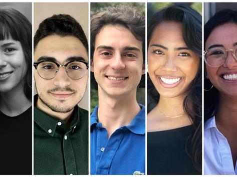 Meet our 2021 Scholarship & Bursary Recipients