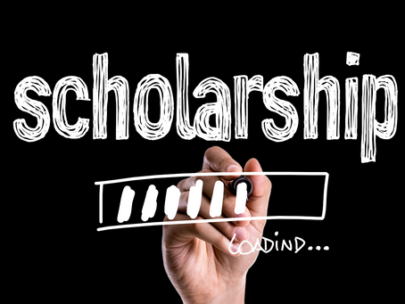 New Scholarship Launched
