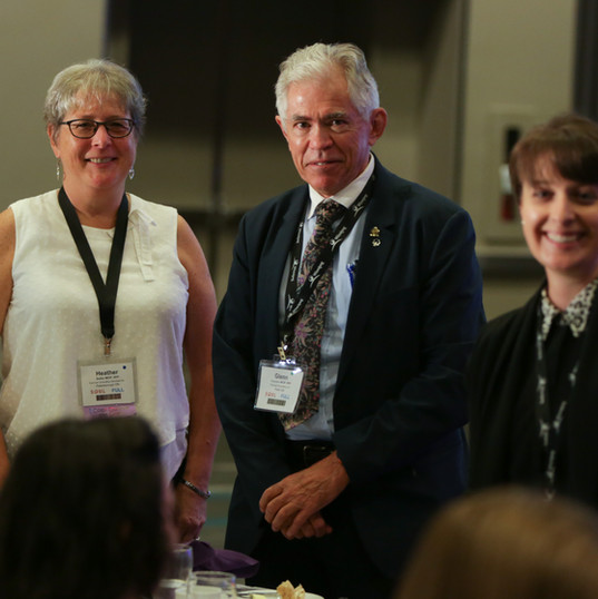 2018 CIP-PSTF Board members with Chair,