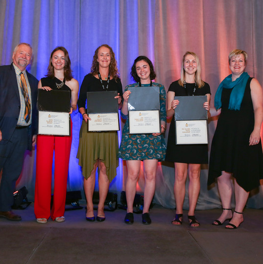 2018 scholarship recipients with CIP-PST