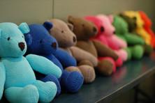 Harlequin Bear - Cotton